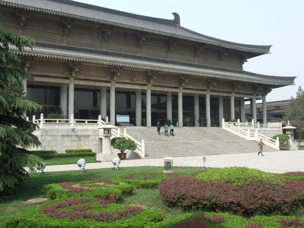 Shaanxi Historical Museum - china tours