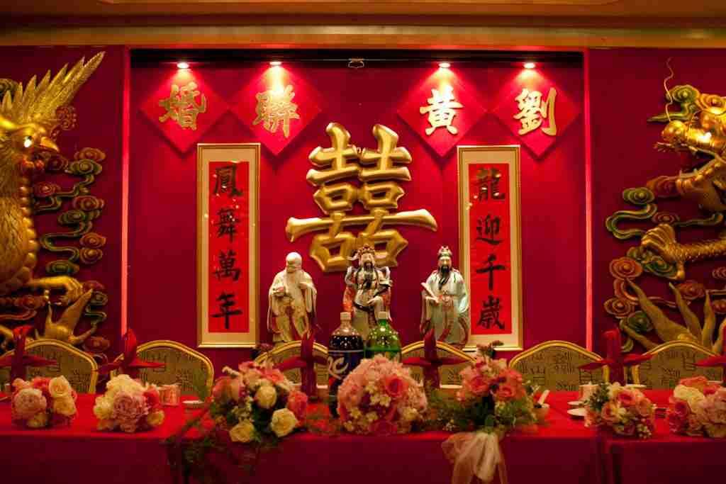 Traditional Chinese Wedding Customs China Travel China Tour