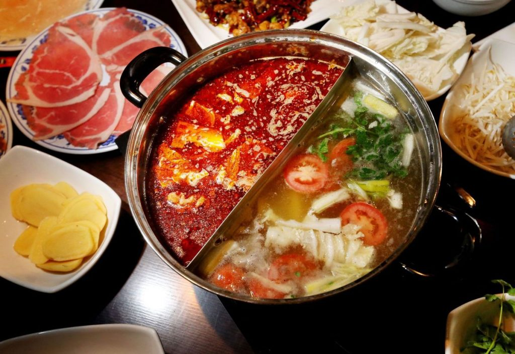 image of Chinese hot pot - China Tour