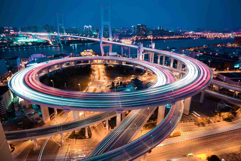 shanghai huangpu river bridge - China tour operator