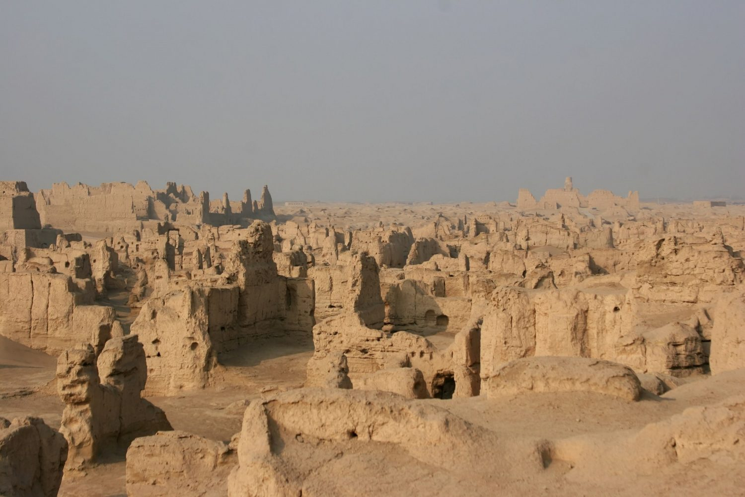 City of Turpan - china travel