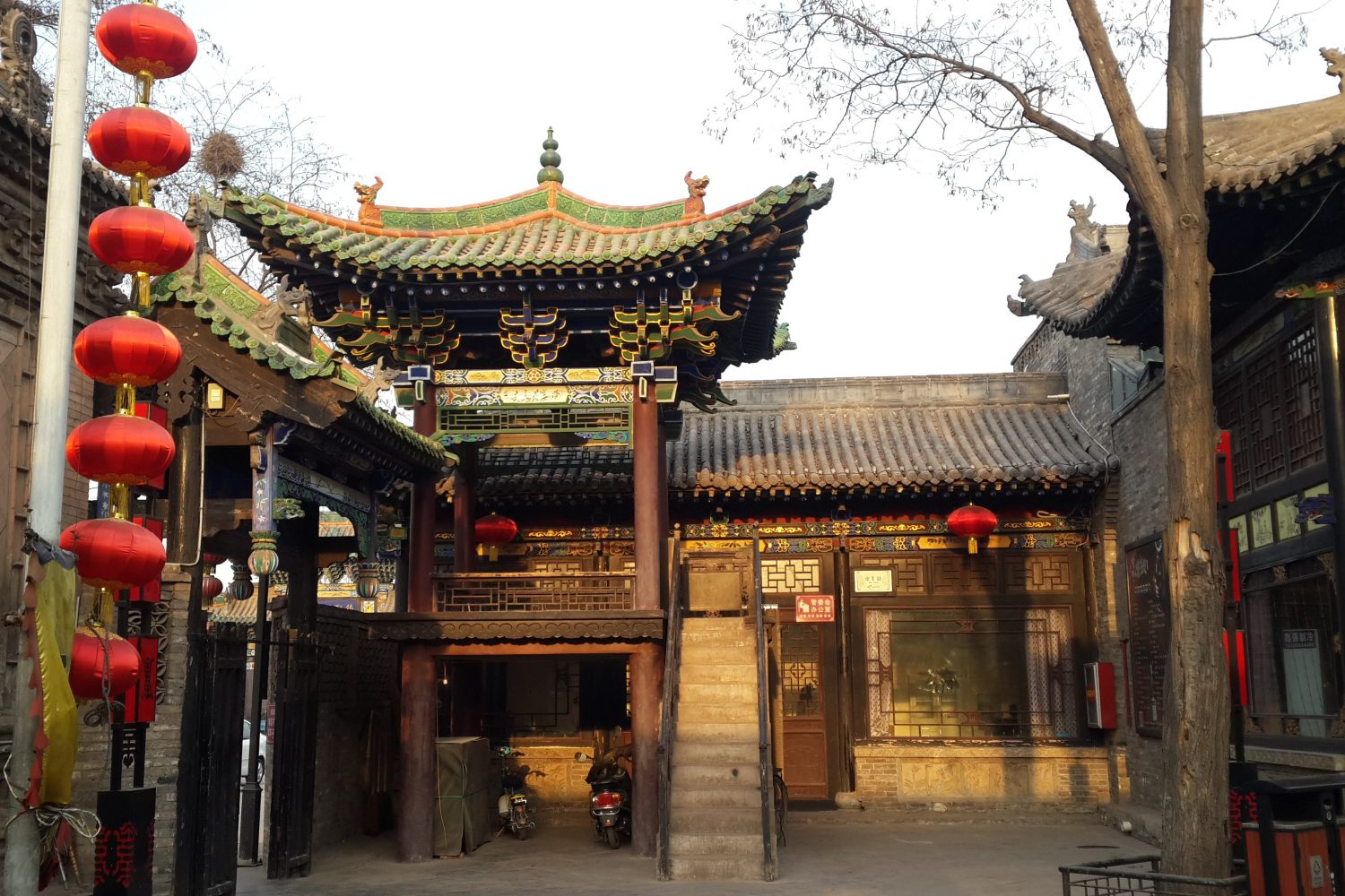 pingyao ancient town - china tour operators