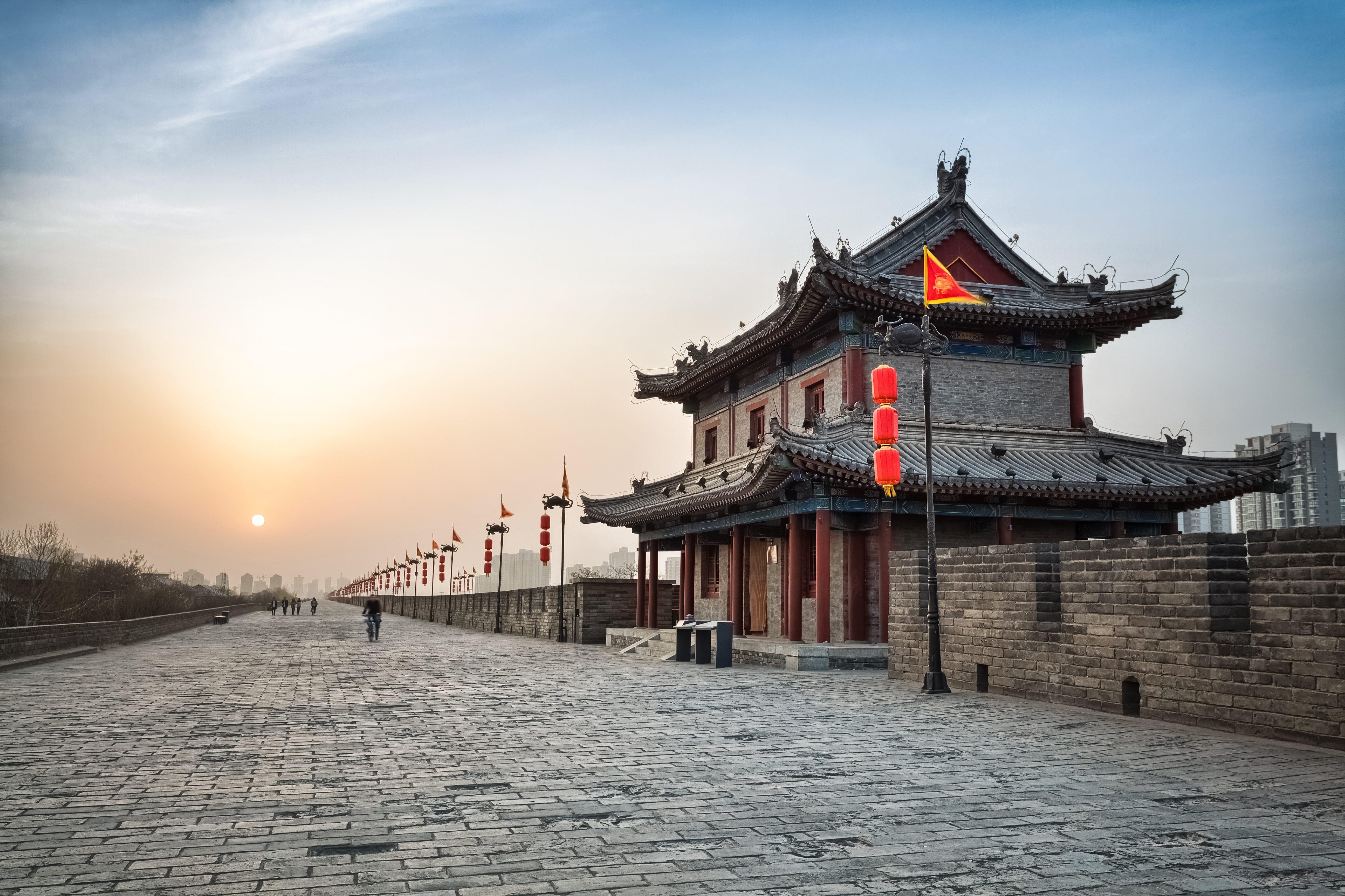 Photo of Xian City Wall - China tours