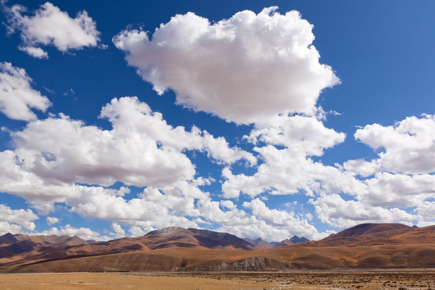 Tanggula Mountains - visit Tibet