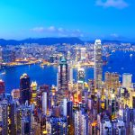 Hong Kong skyline - China Travel Package