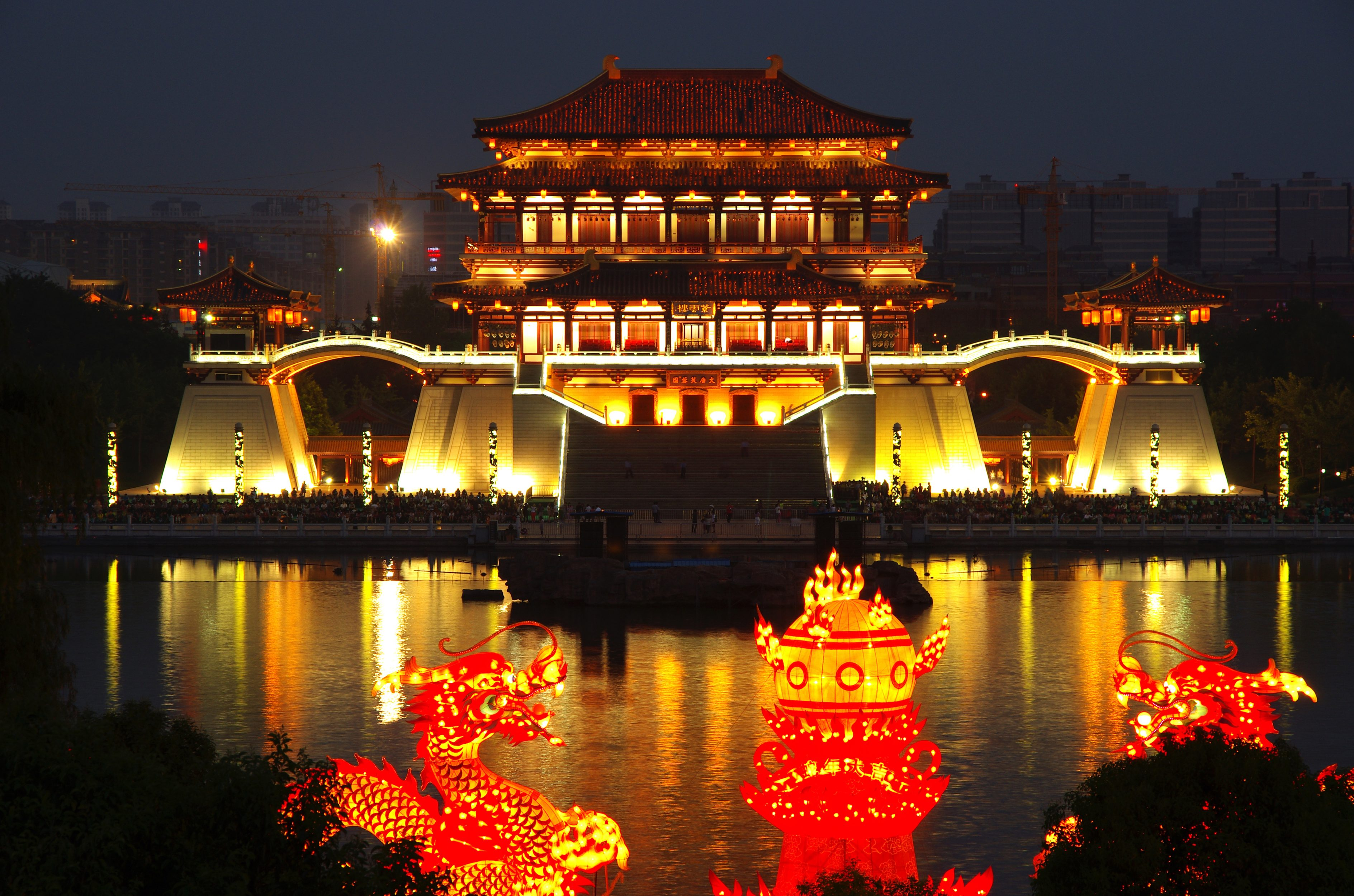 15 Days Central Plains Water Town Tour | China Tours ...
