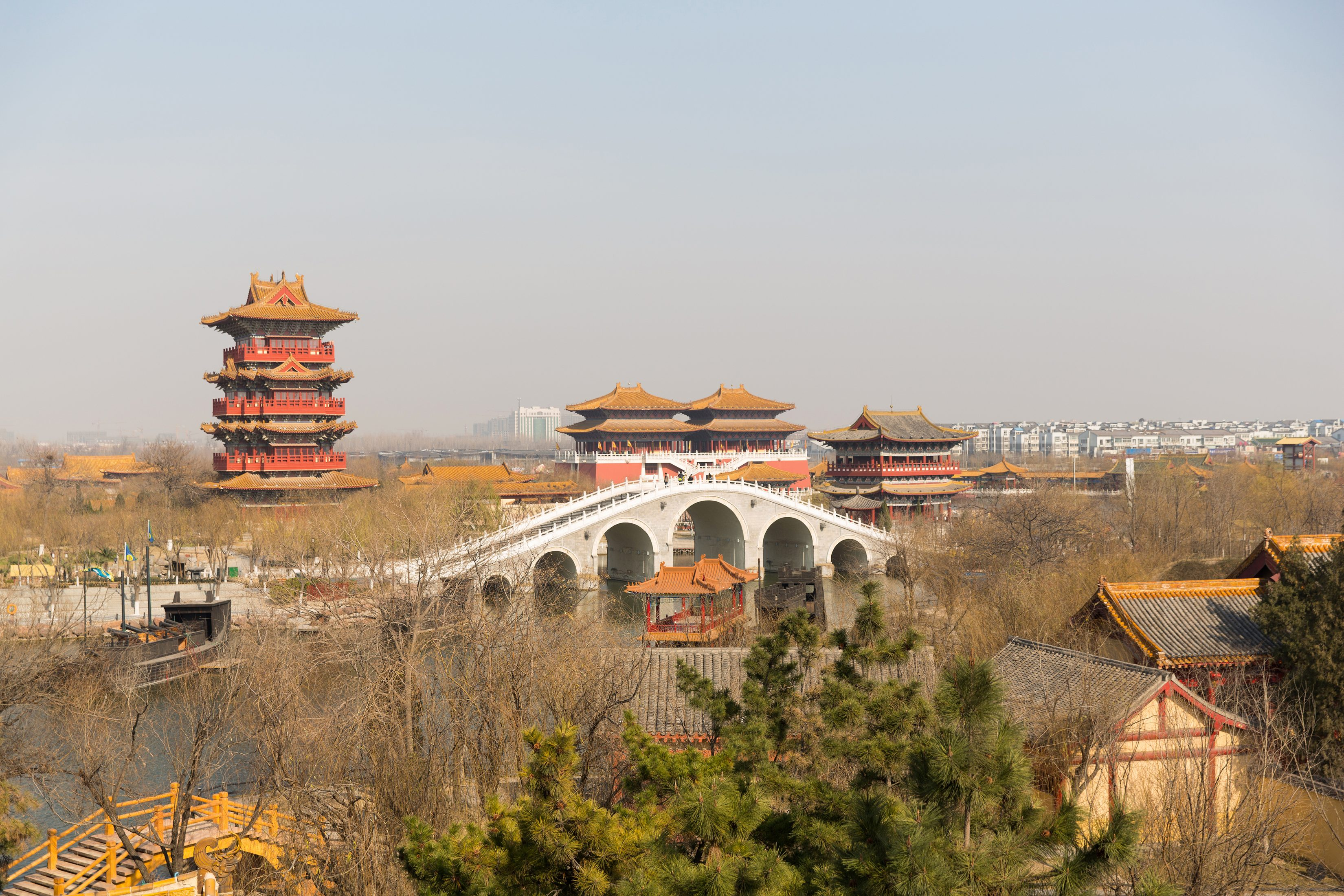Kaifeng, China - Tour China