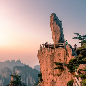 Mt Huangshan - China tour operators