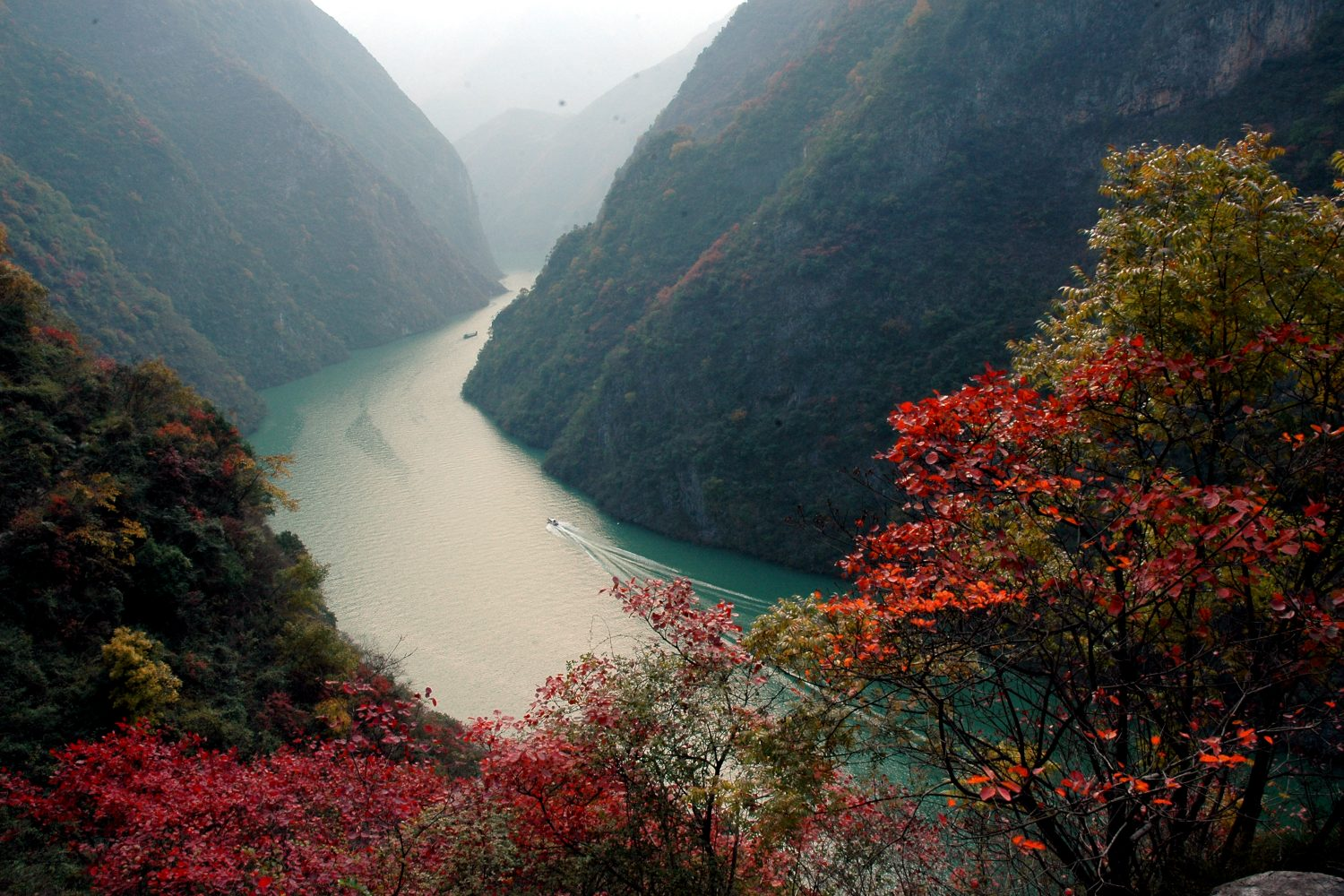 6 Days Yangtze River Upstream Cruise
