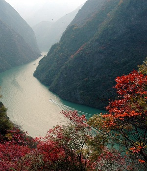 Yangtze River photo - China Tour packages
