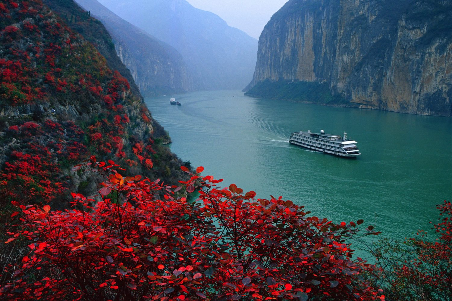 4 Days Yangtze River Cruise Visit China China Tour