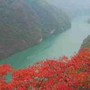 Yangtze River photo - China travel package