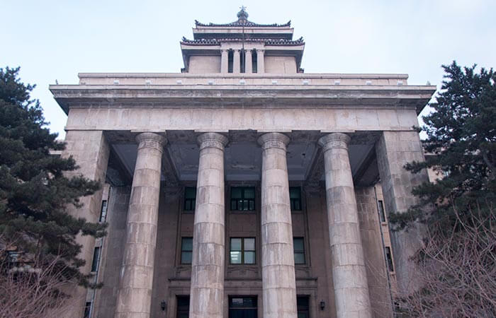Eight Ministries building in Changchun - Travel China