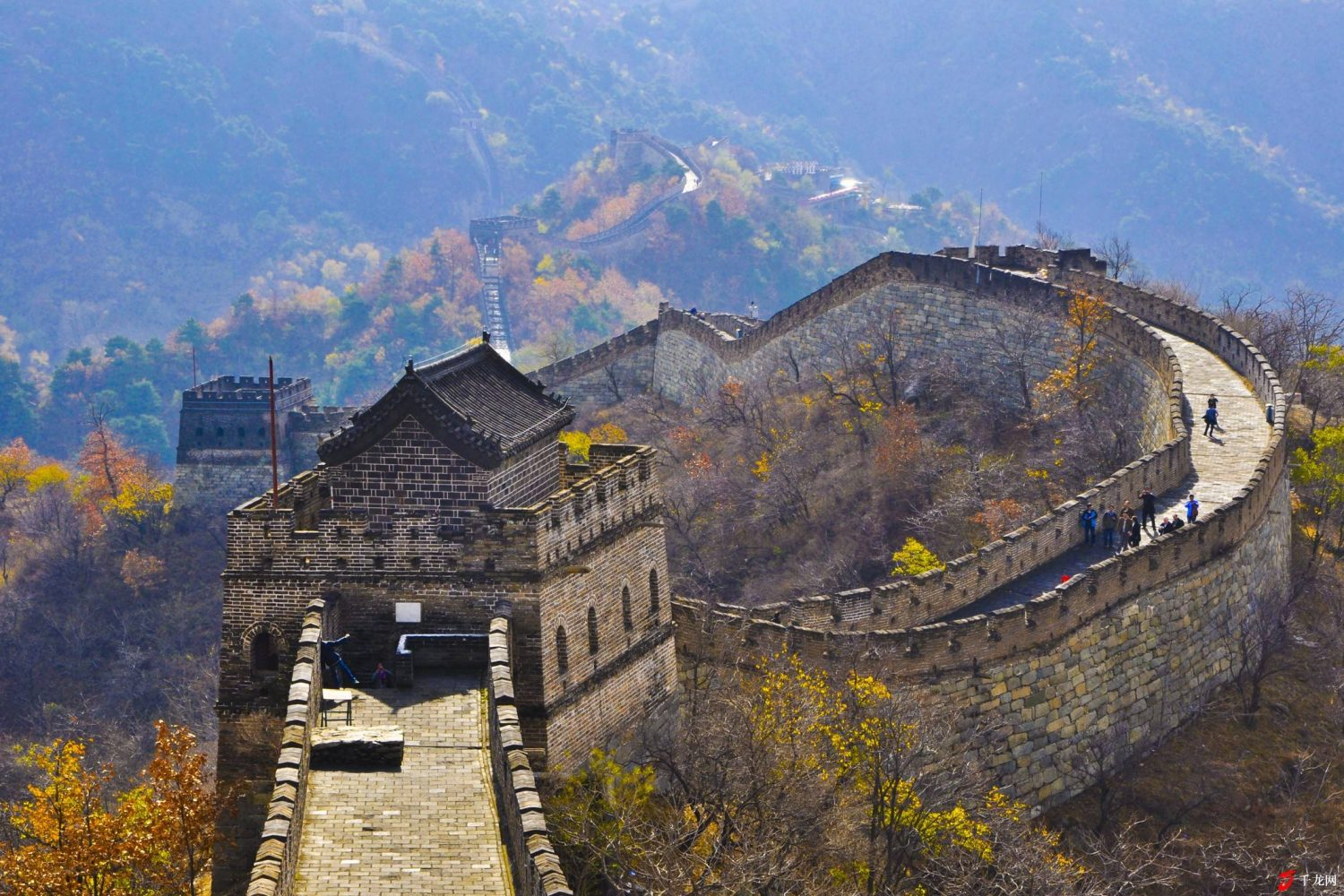 mutianyu pass great wall beijing - Tour China