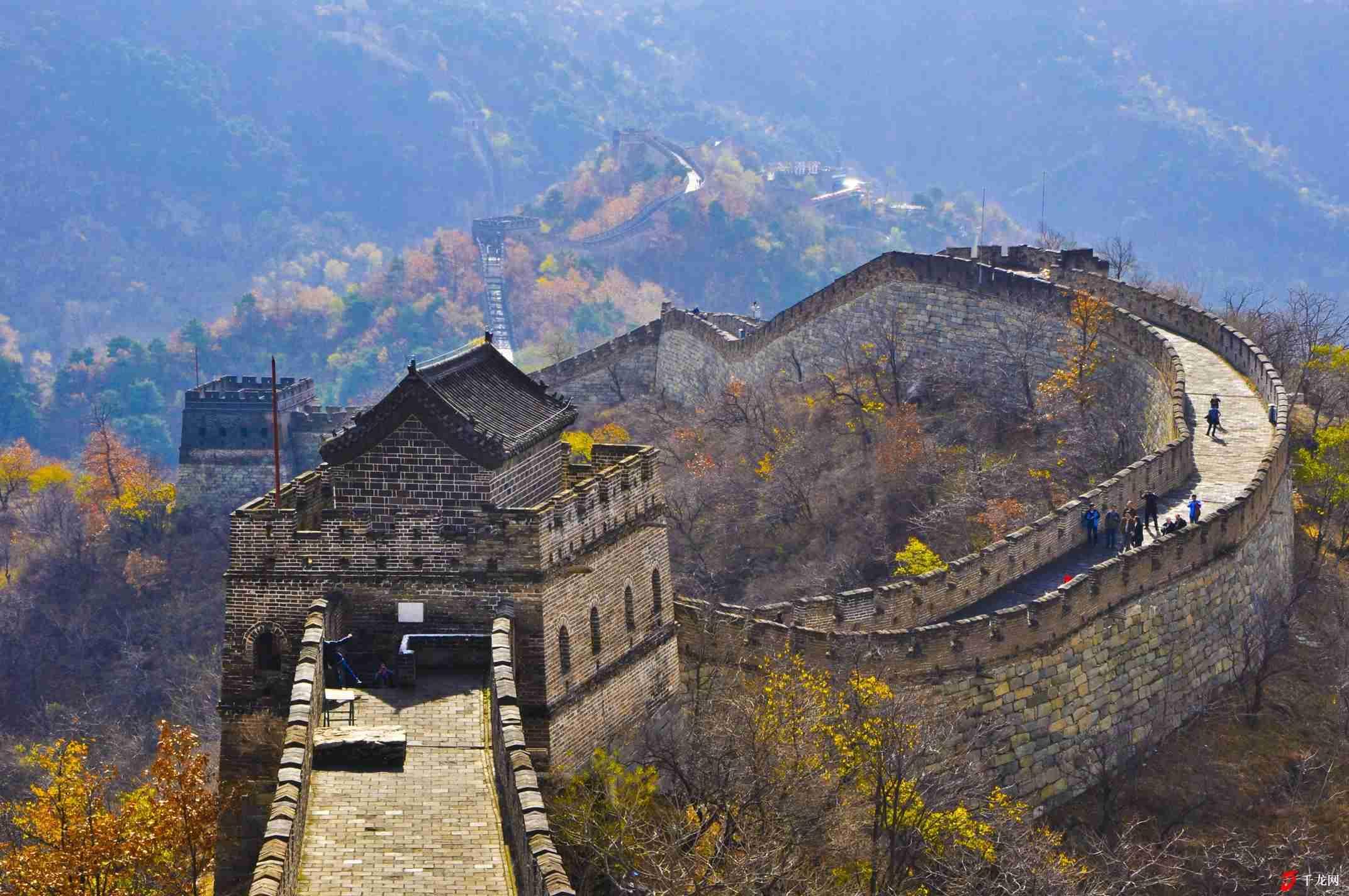 mutianyu pass great wall beijing - Tour China