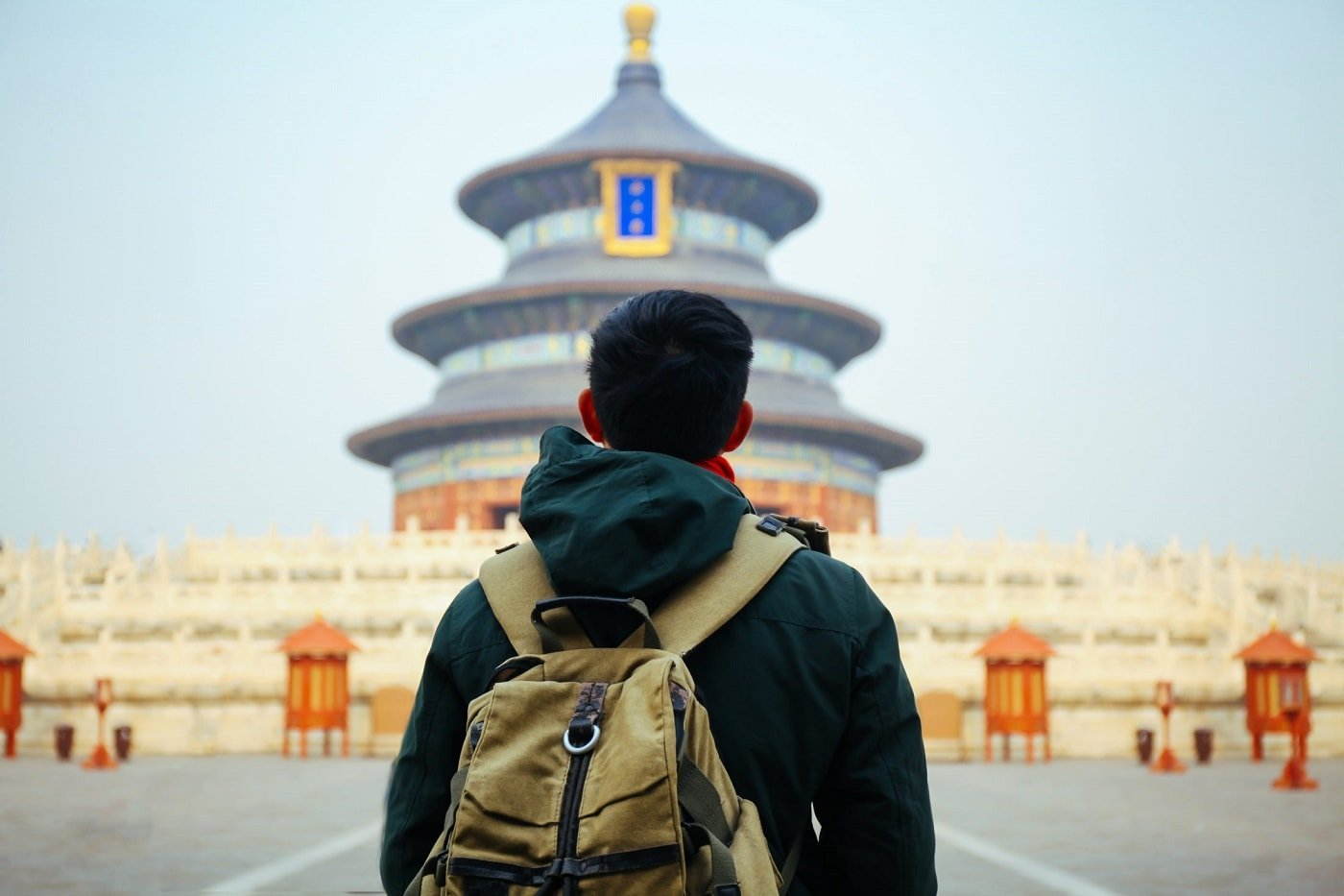 temple of heaven in Beijing, China - visit Beijing