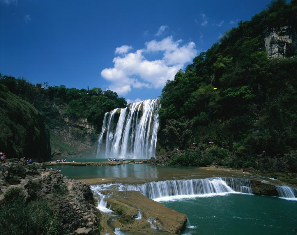 photo of Huangguoshu Waterfall - China Tours