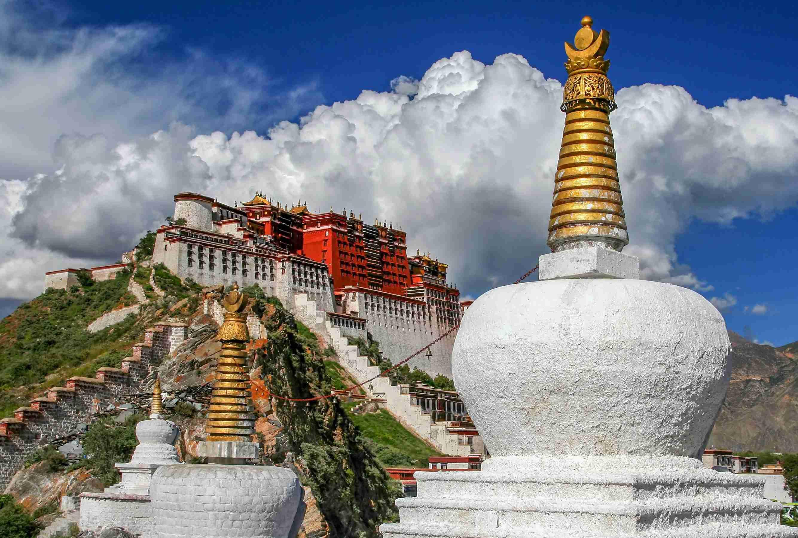 Potala Palace - Visit TIbet