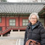 woman in Korea - China Tour