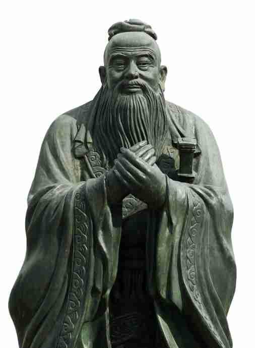 Chinese statue - China travel