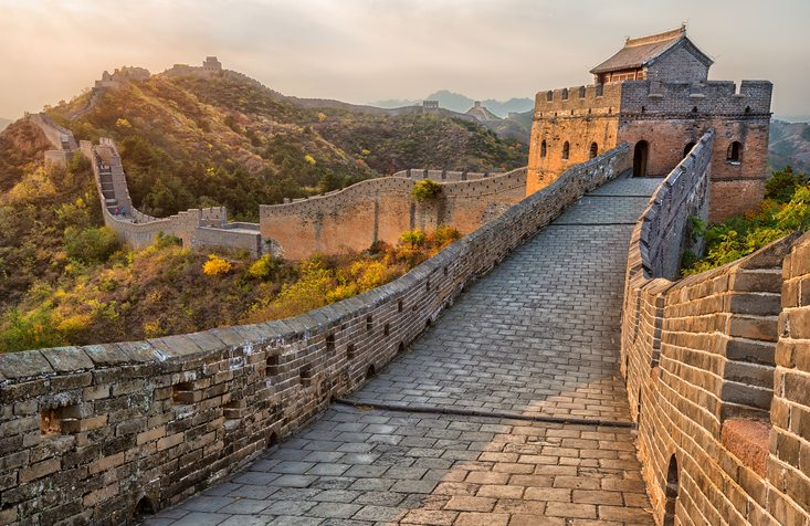 photo of the Great Wall of China - China Tour