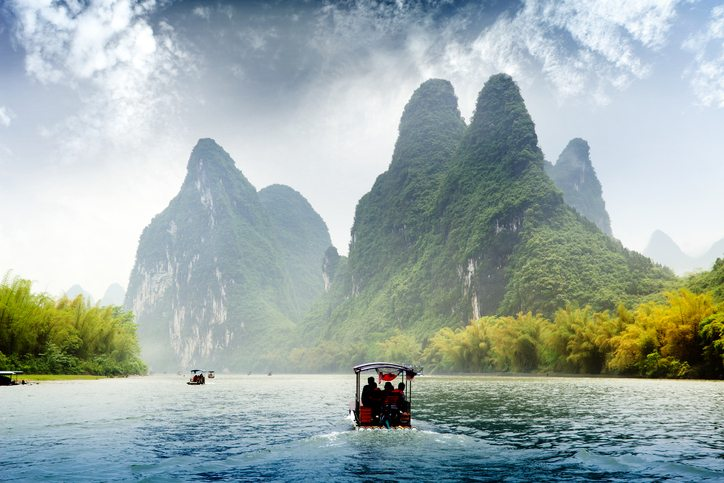 Photo of the Li River - China tour packages