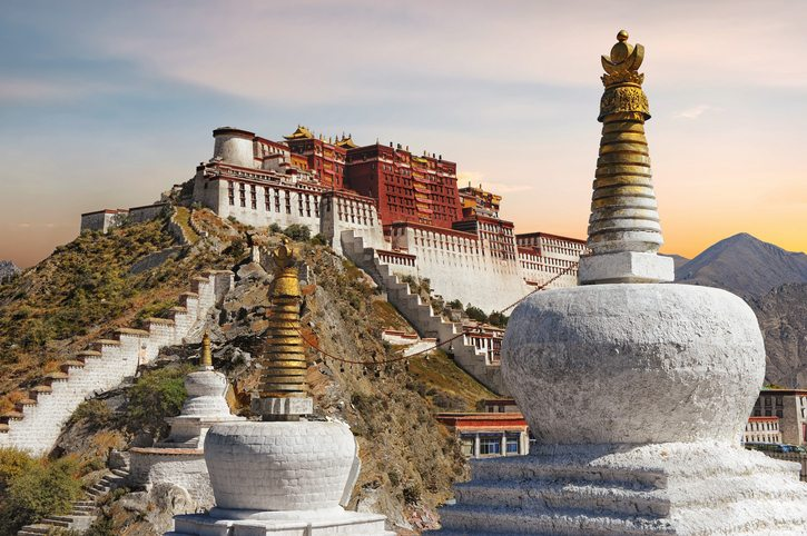 Potala Palace - China travel