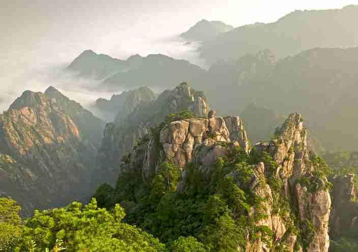 Huangshan Pines Huangshan, China - Travel Packages China