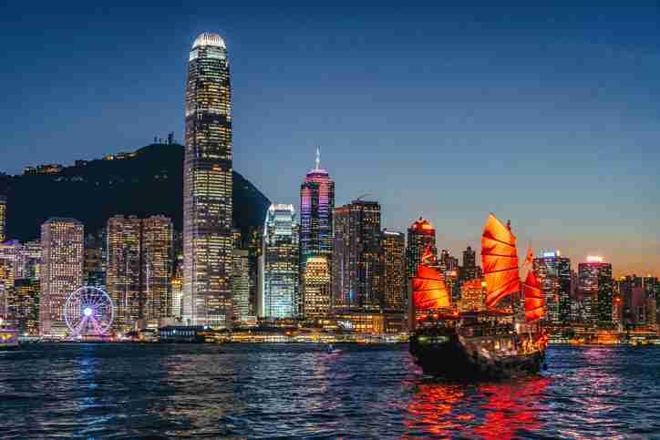 Photo of Hong Kong - Travel China