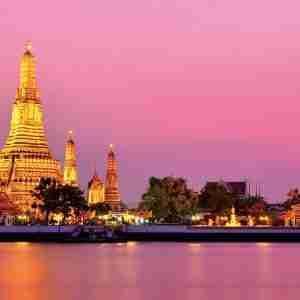 Bangkok at night - visit Thailand