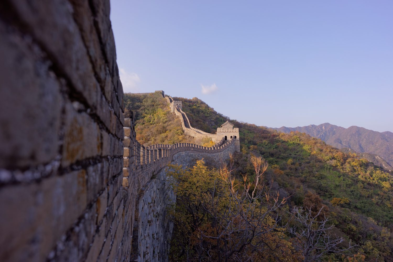 photo of the great wall of china - visit china