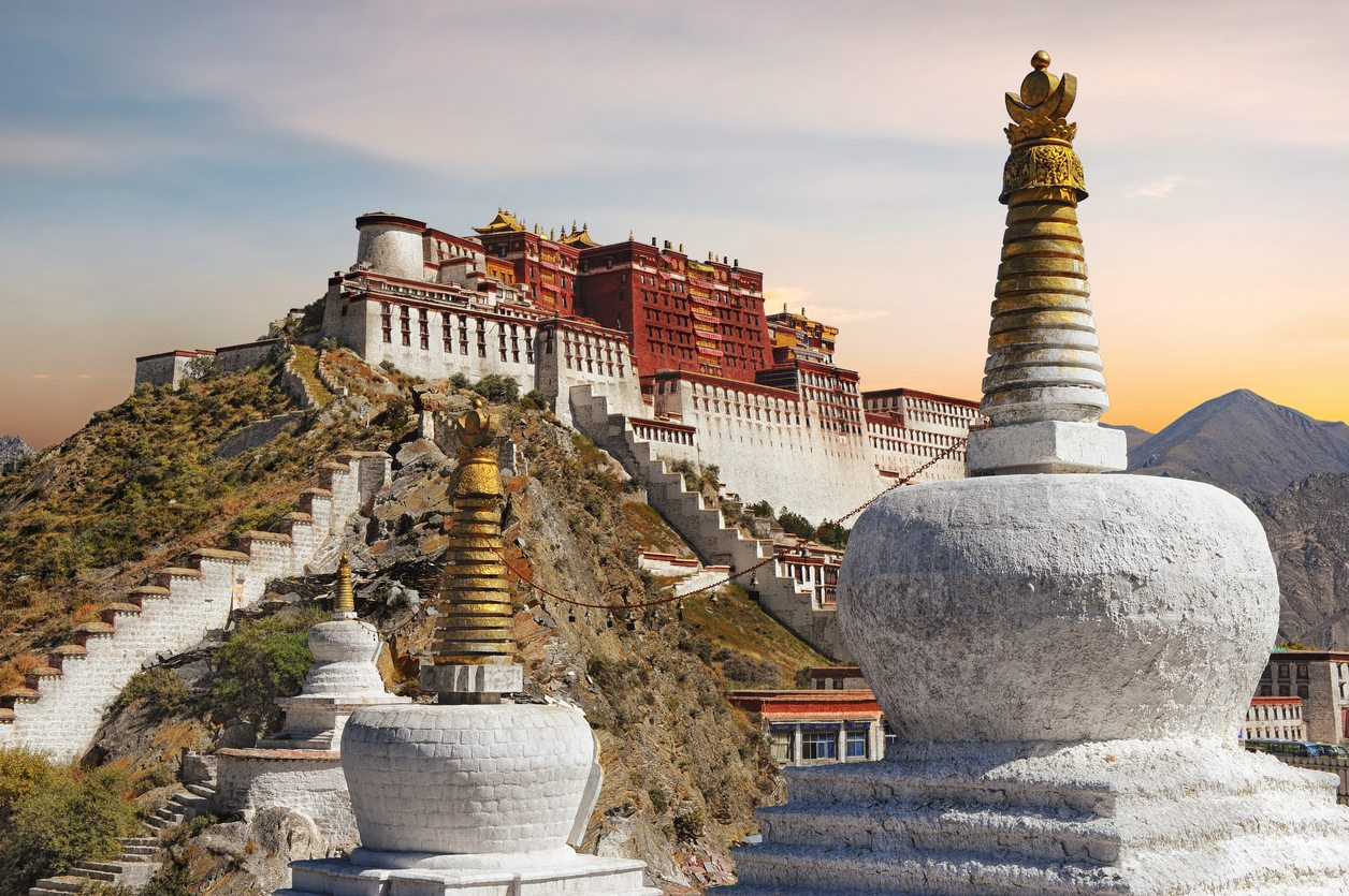 Photo of Potala Palace - China Tour