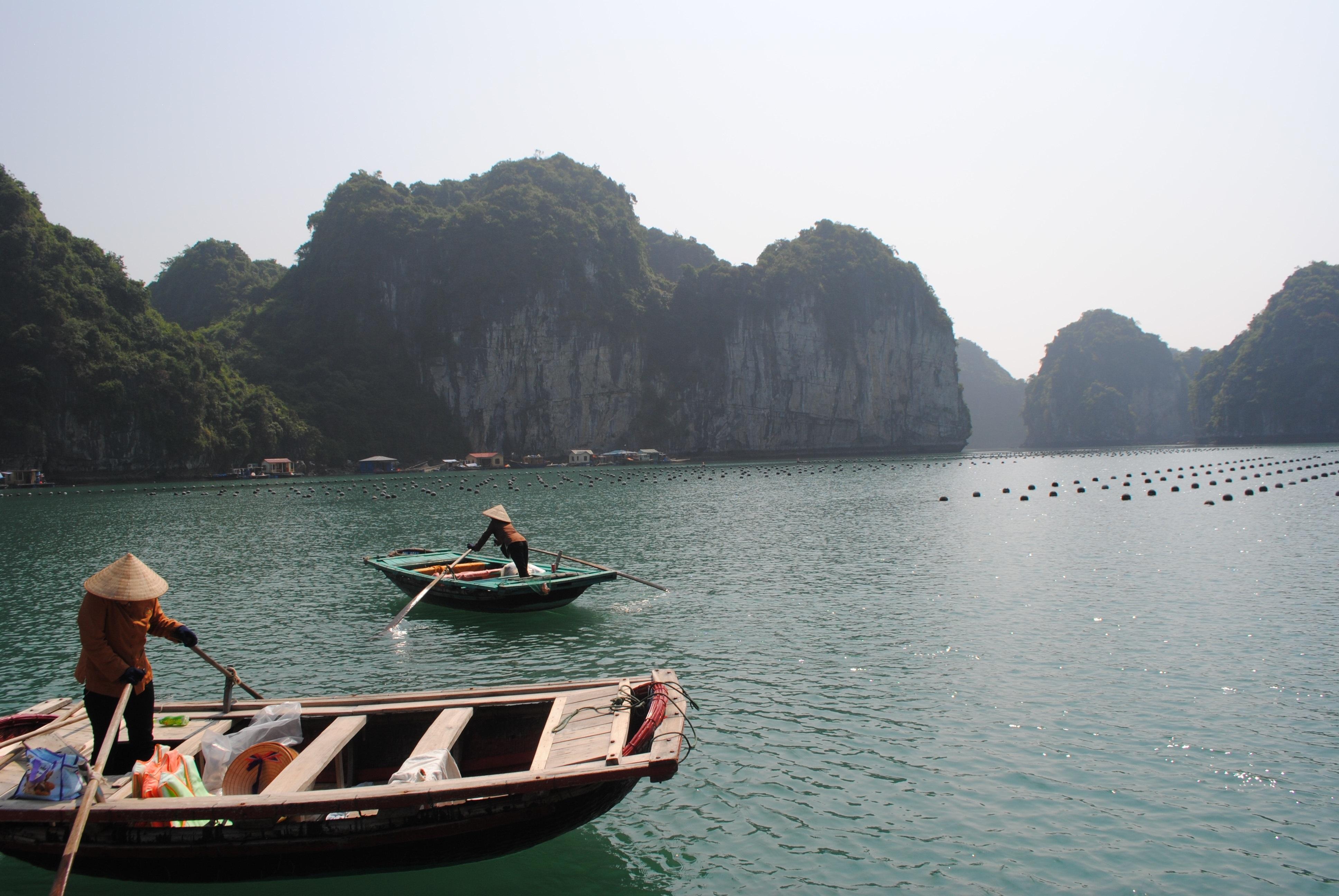 Ha Long Bay - Vietnam Cruise